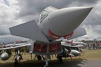 Eurofighter Typhoon.    Farnborough International Airshow .