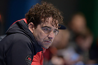 SPEEDSKATING: 09-12-2018, Tomaszów Mazowiecki (POL), ISU World Cup Arena Lodowa, Bob de Jong (coach CHN), ©photo Martin de Jong