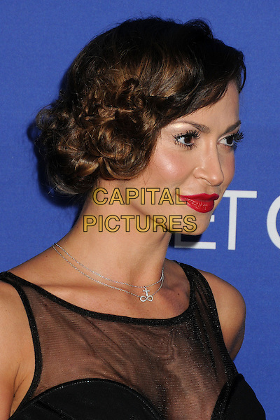 27 February 2014 - Culver City, California - Karina Smirnoff. Unite4:good and Variety Magazine Present &quot;Unite4:humanity&quot; held at Sony Pictures Studios. <br /> CAP/ADM/BP<br /> &copy;Byron Purvis/AdMedia/Capital Pictures