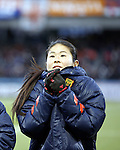 Homare Sawa (Leonessa), DECEMBER 27, 2015 - Football / Soccer : The 37th Empress Cup All Japan Women's Football Championship Award Ceremony at Todoroki Stadium in Kanagawa, Japan. (Photo by Koji Aoki/AFLO SPORT)