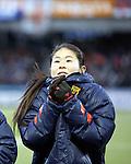Homare Sawa (Leonessa), DECEMBER 27, 2015 - Football / Soccer : The 37th Empress Cup All Japan Women's Football Championship Award Ceremony at Todoroki Stadium in Kanagawa, Japan. (Photo by Koji Aoki/AFLO SPORT)