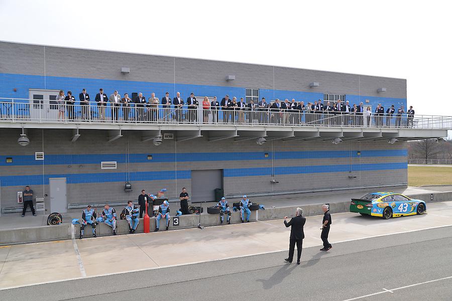 Smithfield Banker event at Richard Petty Motorsports.