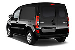 Car pictures of rear three quarter view of 2017 Mercedes Benz Citan Perfect-Tool 5 Door Cargo Van Angular Rear