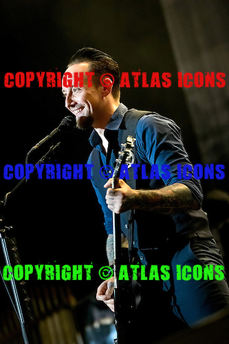 VOLBEAT, LIVE, 2015, <br /> PHOTOCREDIT:  IGOR VIDYASHEV/ATLASICONS