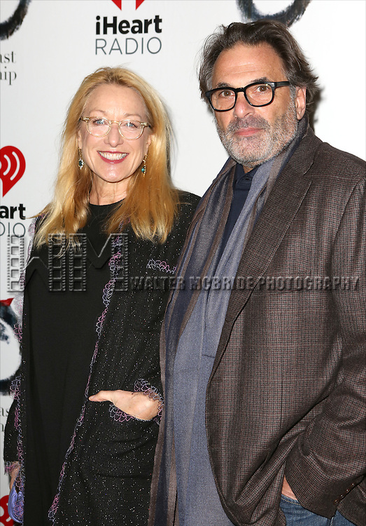 Patricia Wettig and Ken Olin attends the Broadway Opening Night performance of 'The Last Ship' at the Neil Simon Theatre on October 26, 2014 in New York City.