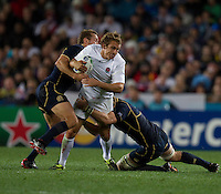 Rugby World Cup Auckland England v Scotland  Pool B 01/10/2011.Johnny Wilkinson  (England)   .Photo  Frey Fotosports International/AMN Images