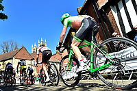Picture by Allan McKenzie/SWpix.com - 14/05/2017 - Cycling - HSBC UK British Cycling Spring Cup Series  - Lincoln Grand Prix 2017 -<br /> Michaelgate climb