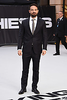 "Charlie Cox<br /> at the World Premiere of  ""King of Thieves"", Vue Cinema Leicester Square, London<br /> <br /> ©Ash Knotek  D3429  12/09/2018"