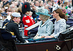 "KATE, CAMILLA AND PRINCE HARRY.TROOPING THE COLOUR_Duke of Edinburgh Makes 1st Appearance since being hospitalised.The event marks the Queen's Official Birthday, The Mall, London_16th May 2012.Photo Credit: ©Dias/DIASIMAGES..**ALL FEES PAYABLE TO: ""NEWSPIX INTERNATIONAL""**..PHOTO CREDIT MANDATORY!!: NEWSPIX INTERNATIONAL..IMMEDIATE CONFIRMATION OF USAGE REQUIRED:.Newspix International, 31 Chinnery Hill, Bishop's Stortford, ENGLAND CM23 3PS.Tel:+441279 324672  ; Fax: +441279656877.Mobile:  0777568 1153.e-mail: info@newspixinternational.co.uk"