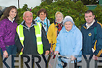 HOLYWELL: At the service at the Holy EWell in Ballyheigue to mark Pattern Day Front l-r: Flor Casey and Joan Lucid (Ballyheigue). Back l-r: Maureen and Mary Fitzgerald (Farranfore),Kay gallagher (askeating) and Donal casey (Ballyheigue).... ....