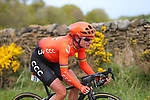 Marianne Vos (NED) CCC-Liv launches a lone attack during Stage 2 of the 2019 ASDA Tour de Yorkshire Women's Race, running 132km from Bridlington to Scarborough, Yorkshire, England. 4th May 2019.<br /> Picture: ASO/SWPix | Cyclefile<br /> <br /> All photos usage must carry mandatory copyright credit (© Cyclefile | ASO/SWPix)
