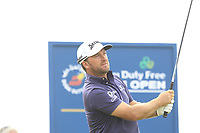 Graeme McDowell (NIR) on the 8th tee during Round 3 of the Dubai Duty Free Irish Open at Ballyliffin Golf Club, Donegal on Saturday 7th July 2018.<br /> Picture:  Thos Caffrey / Golffile