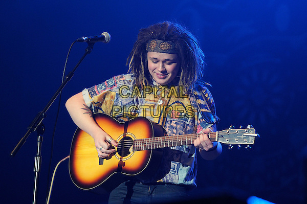 LONDON, ENGLAND - MARCH 21: Luke Friend performing at the 'Janofest' at SSE Arena on March 21, 2015 in London, England.<br /> CAP/MAR<br /> &copy; Martin Harris/Capital Pictures