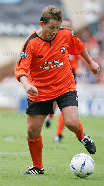 Billy Dodds, Dundee Utd.stock season 2004-2005.pic willie vass