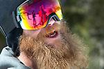Heavenly skiing