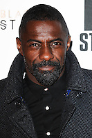 Idris Elba<br /> at the &quot;100 Streets&quot; UK premiere, Bfi South Bank, London.<br /> <br /> <br /> &copy;Ash Knotek  D3195  08/11/2016