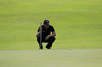 Scott Henry (SCO) on the 15th green during Sunday's Final Round of the Northern Ireland Open 2018 presented by Modest Golf held at Galgorm Castle Golf Club, Ballymena, Northern Ireland. 19th August 2018.<br /> Picture: Eoin Clarke | Golffile<br /> <br /> <br /> All photos usage must carry mandatory copyright credit (&copy; Golffile | Eoin Clarke)