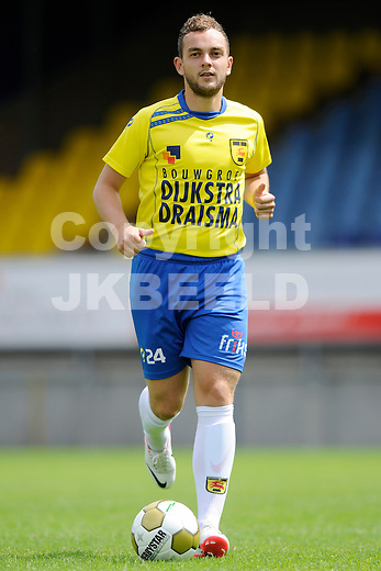 LEEUWARDEN - Voetbal, Persdag SC Cambuur, seizoen 2012-2013, 9-7-2012, Sicco Bouwer