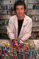 Farmacia. Pharmacy....