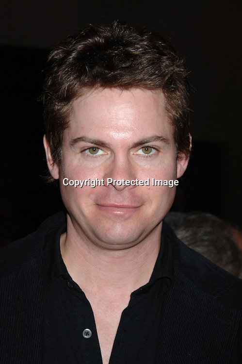 "Trent Dawson  ..at The 50th  Anniversary Party for ""As The World Turns""..on March 23, 2006 at The Museum of Television  and Radio...Robin Platzer, Twin Images"