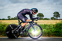 Picture by Alex Whitehead/SWpix.com - 07/09/2017 - Cycling - OVO Energy Tour of Britain - Stage 5, The Tendring Stage Individual Time Trial - Owain Doull of Team Sky in action.