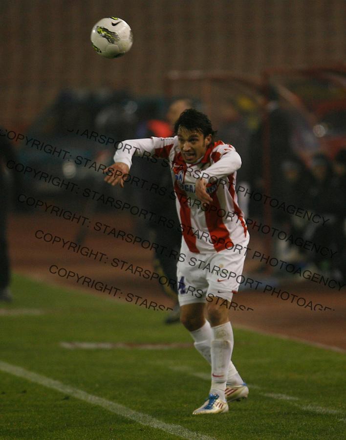 Mikic Nikola, Sport, Fudbal, Crvena Zvezda  Partizan, 26.11.2011 (photo: Pedja Milosavljevic / thepedja@gmail.com / +381641260959)