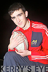 Iveragh Eagles Chris O'Sullivan secures a place on the Munster Development squad.