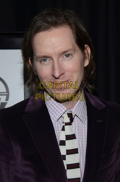 10 January 2015 - Century City, California - Wes Anderson. The 40th Annual Los Angeles Film Critics Association Awards held at InterContinental Los Angeles. <br /> CAP/ADM/TW<br /> &copy;Tonya Wise/AdMedia/Capital Pictures
