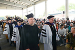 The processional during the 2015 Western Nevada College Commencement held at the Pony Express Pavilion in Carson City, Nev., on Monday, May 18, 2015.<br /> Photo by Tim Dunn
