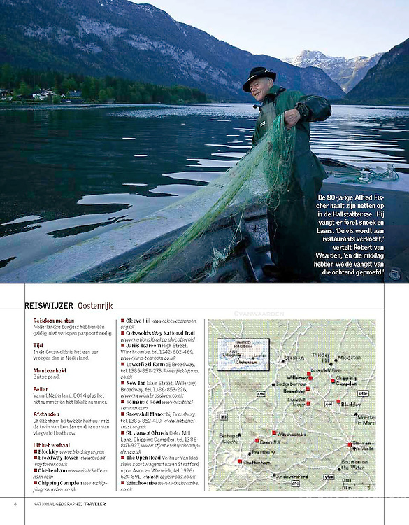 National Geographic Traveler - Austria - May 2010