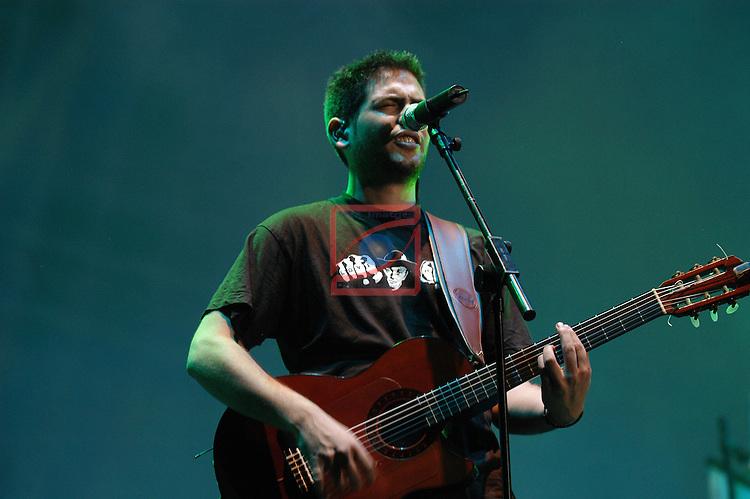 Estopa in concert Palau Sant Jordi Barcelona.