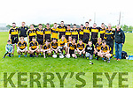 Dr Crokes celebrate winning  the McElligott cup after defeating Rathmore to complete their 5 in a row in Rathmore on Saturday