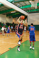 ooApril 9, 2011 - Hampton, VA. USA;  Josip Mikulic participates in the 2011 Elite Youth Basketball League at the Boo Williams Sports Complex. Photo/Andrew Shurtleff
