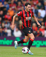 Adam Smith of AFC Bournemouth during AFC Bournemouth vs Sheffield United, Premier League Football at the Vitality Stadium on 10th August 2019