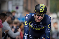 Daryl Impey (ZAF/Orica-Scott) rolling in after the finish<br /> <br /> Men's Team Time Trial<br /> <br /> UCI 2017 Road World Championships - Bergen/Norway