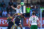 Stockholm 2013-06-23 Fotboll Superettan , Hammarby IF - &Auml;ngelholms FF :  <br /> Hammarby 19 Mattias Adelstam i aktion <br /> (Foto: Kenta J&ouml;nsson) Nyckelord:
