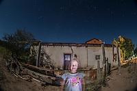 Aryam Escalante.<br /> Rancho eco tur&iacute;stico El Pe&ntilde;asco en el pueblo Magdalena de Kino. Magdalena Sonora. <br /> &copy;Foto: LuisGutierrrez/NortePhoto