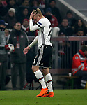 20.02.2018, Allianz Arena, München, GER, UEFA CL, FC Bayern München (GER) vs Besiktas Istanbul (TR) , im Bild<br />Domagoj Vida (Istanbul)<br /><br /><br /> Foto © nordphoto / Bratic