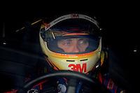 Oct. 3, 2009; Kansas City, KS, USA; Nascar Sprint Cup Series driver Greg Biffle during practice for the Price Chopper 400 at Kansas Speedway. Mandatory Credit: Mark J. Rebilas-