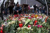 2016/12/20 Berlin | Trauer für Anschlagsopfer