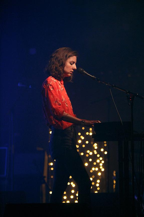 Concert de Cléa Vincent à la Gaïté Lyrique, le 12 avril 2017