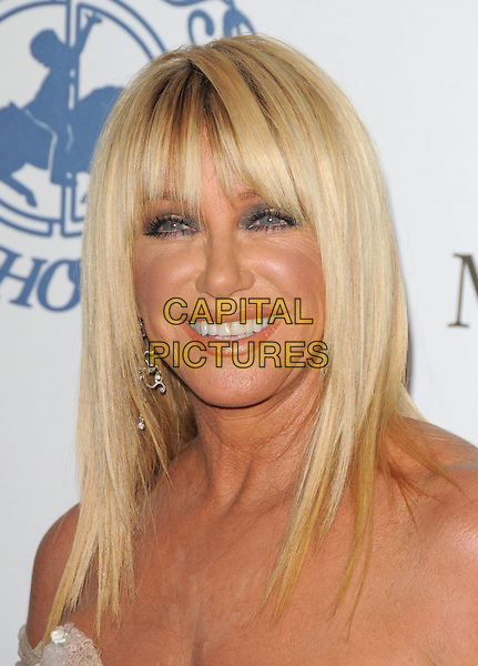 SUZANNE SOMMERS .attends The 30th Anniversary Carousel of Hope Ball Presented by Mercedes-Benz held at The Beverly Hilton Hotel in Beverly Hills, California, USA,.October 25th 2008..portrait headshot fringe .CAP/DVS.©Debbie VanStory/Capital Pictures