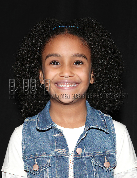 Sumaya Bouhbal attending the Meet & Greet for the New York Theatre Workshop production of 'A Civil War Christmas' at their rehearsal studios on October 16, 2012 in New York City.