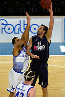 ZWOLLE - Basketbal, Landstede - Donar, Halve finale beker, seizoen 2017-2018, 18-02-2018, Donar speler Drago Pasalic