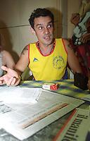 Roma, .Il  cantante Manu Chao.Rome, .The singer Manu Chao