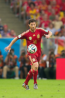 Xabi Alonso of Spain