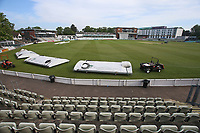 General view of the ground ahead of Worcestershire CCC vs Essex CCC, Specsavers County Championship Division 1 Cricket at New Road on 13th May 2018