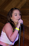 Kristen Alderson - General Hospital sings at 15th Southwest Florida Soapfest 2014 Charity Weekend with a Bartending/Karaoke get together on May 26, 2104 at Porky's, Marco Island, Florida. (Photo by Sue Coflin/Max Photos)