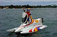 Winner Vince Voisin, #23 (SST-120 class)