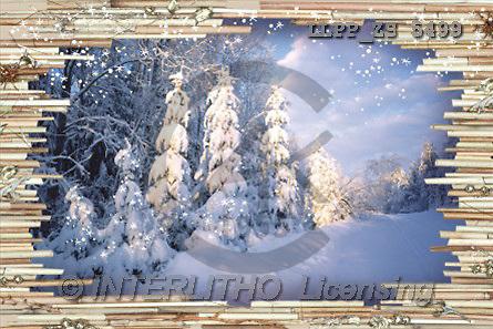 Maira, CHRISTMAS LANDSCAPE, photos(LLPPZS5499,#XL#) Landschaften, Weihnachten, paisajes, Navidad